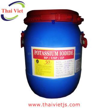 Potassium Iodine (KI)